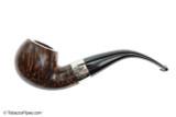 Peterson Aran 03 Tobacco Pipe Fishtail Left Side