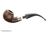 Peterson Aran 03 Tobacco Pipe Fishtail Apart