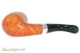 Peterson Sherlock Holmes Natural Professor Tobacco Pipe PLIP Bottom