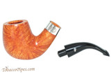 Peterson Sherlock Holmes Natural Professor Tobacco Pipe PLIP Apart