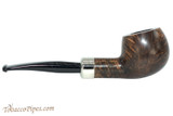 Peterson Irish Made Army 408 Tobacco Pipe Fishtail Right Side