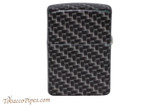 Zippo 540 Color Carbon Fiber Lighter Back