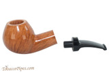 Ser Jacopo Smooth L2 Tobacco Pipe 100-1237 Apart