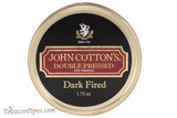 John Cotton's Double Pressed Dark Fired Pipe Tobacco Front