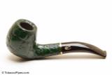 Savinelli Alligator Green 677V Tobacco Pipe Left Side
