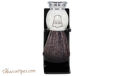 Parker MISY Marbled Synthetic Shave Brush & Stand