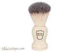 Parker WHSY White Synthetic Shave Brush