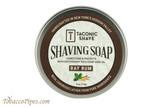 Taconic Shave Bay Rum Deluxe Shaving Gift Set Shaving Soap
