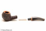 Savinelli Porto Cervo Rustic 673 KS Tobacco Pipe Apart