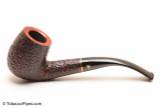 Savinelli Roma 606 KS Black Stem Tobacco Pipe Left Side