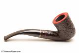 Savinelli Roma 611 KS Black Stem Tobacco Pipe Right Side