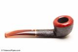 Savinelli Roma Rustic 316 KS Lucite Stem Tobacco Pipe Right Side