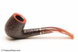Savinelli Roma Rustic 606 KS Lucite Stem Tobacco Pipe Left Side