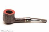 Savinelli Roma 122 Black Stem Tobacco Pipe Left Side