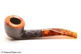 Savinelli Tortuga Rustic 305 Tobacco Pipe Left Side