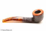 Savinelli Tortuga Rustic 305 Tobacco Pipe Right Side