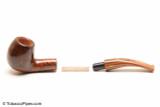 Savinelli Tundra Smooth 626 Tobacco Pipe Apart