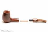 Savinelli Tundra Smooth 144 KS Tobacco Pipe Apart