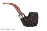 Peterson Derry Rustic 306 Tobacco Pipe Right Side