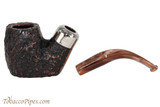 Peterson Derry Rustic 306 Tobacco Pipe Apart