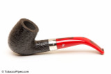 Peterson Dracula 69 Sandblast Fishtail Tobacco Pipe Left Side