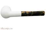 Rattray's White Goddess Smooth Tobacco Pipe 100-9830 Top