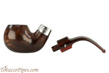 Peterson Harp XL 02 Tobacco Pipe Fishtail Apart