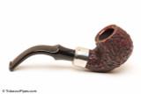 Peterson Standard Rustic 303 Tobacco Pipe Fishtail Right Side