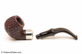 Peterson Standard Rustic 303 Tobacco Pipe Fishtail Apart