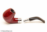 Peterson Spigot Red Spray 68 Smooth Tobacco Pipe Fishtail Apart