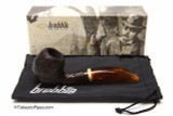 Brebbia Ninja Sabbiata 834 Tobacco Pipe Kit