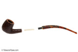 Savinelli Clarks Favorite Brownblast Tobacco Pipe Apart
