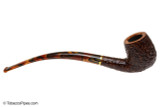 Savinelli Clarks Favorite Brownblast Tobacco Pipe Right Side