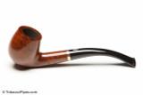 Savinelli Petite Brown 601 Tobacco Pipe Left Side