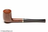 Savinelli Petite Brown 105 Tobacco Pipe Left Side