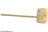 Old Dominion Pipe Virginia Planter Indian Corn Cob Tobacco Pipe - Right