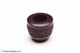 Falcon Dover Rustic Tobacco Pipe Bowl Back