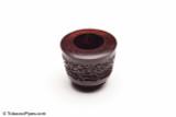 Falcon Algiers Rustic Tobacco Pipe Bowl Back
