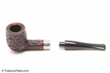 Peterson Donegal Rocky 6 Tobacco Pipe Fishtail Apart