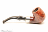 Peterson Standard Smooth 307 Tobacco Pipe Fishtail Right Side
