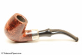 Peterson Standard Smooth 307 Tobacco Pipe Fishtail Left Side