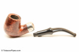 Peterson Standard Smooth 307 Tobacco Pipe Fishtail Apart