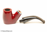 Peterson Killarney Red 306 Tobacco Pipe Fishtail Apart