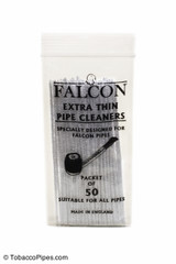 Falcon Extra Thin 50 Pack Tobacco Pipe Cleaners