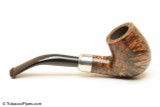 Peterson Irish Made Army 69 Fishtail Tobacco Pipe Right Side
