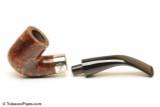 Peterson Aran 338 Tobacco Pipe Fishtail Apart