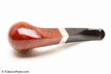 Peterson Sherlock Holmes Milverton Smooth Tobacco Pipe PLIP Bottom