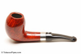 Peterson Sherlock Holmes Strand Smooth Tobacco Pipe PLIP Left Side