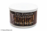 Two Friends English Chocolate 2oz Pipe Tobacco Front