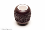 Falcon Istanbul Rustic Meerschaum Tobacco Pipe Bowl Back